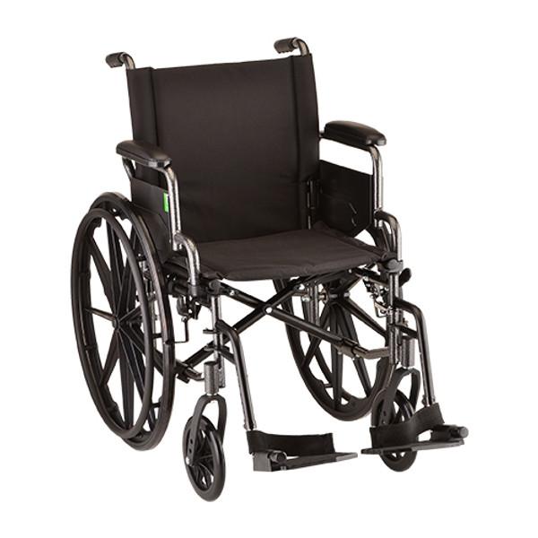"Wheelchair Lightweight 18"""