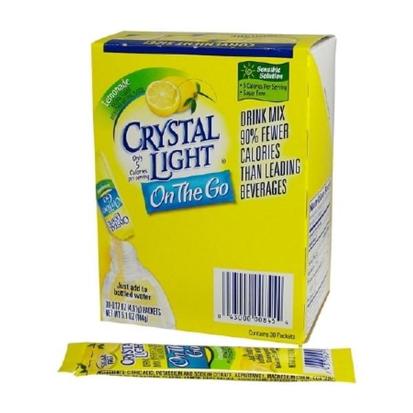 Oral Supplement Crystal Light