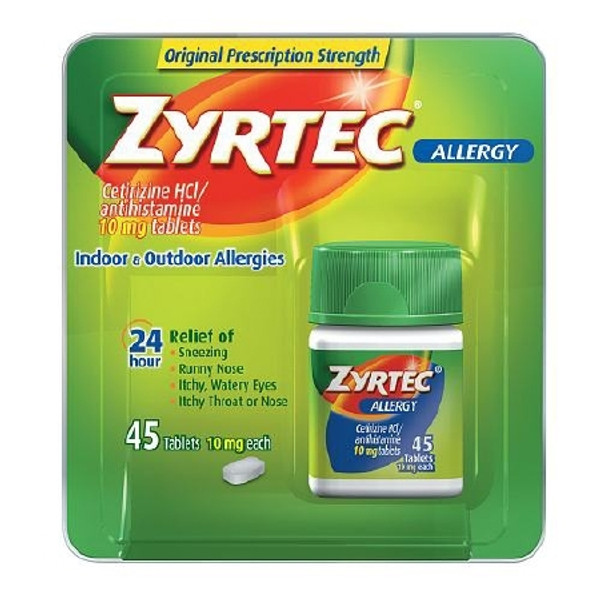 Allergy Relief Zyrtec