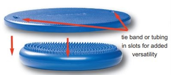 CanDo Vestibular Stability Platform (For Use with Vestibular Disc and Stone)