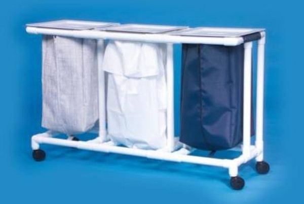 Linen Hamper Select w/ Casters - 39 Gallons
