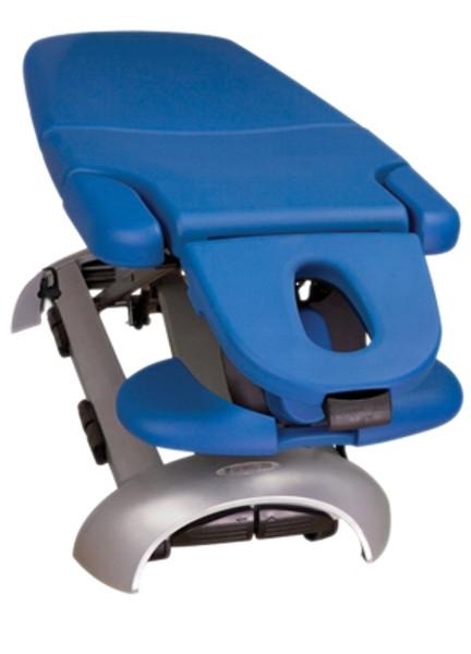 Adapta Summit I-Skin treatment table with PotureFlex