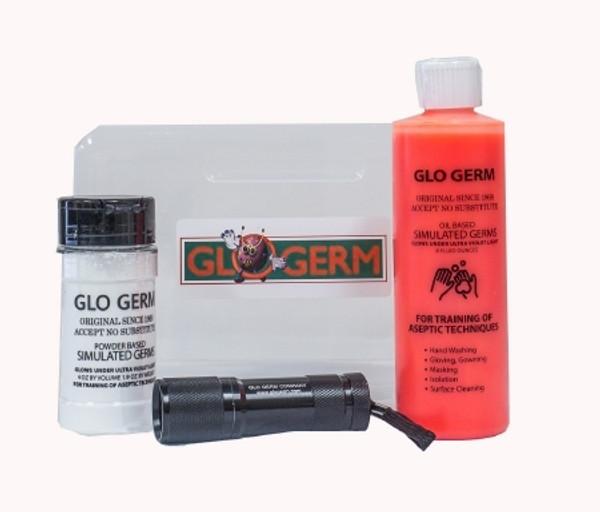 Germ Simulator Kit Glo Germ