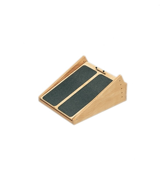 Adjustable Angle Incline Board, Wooden