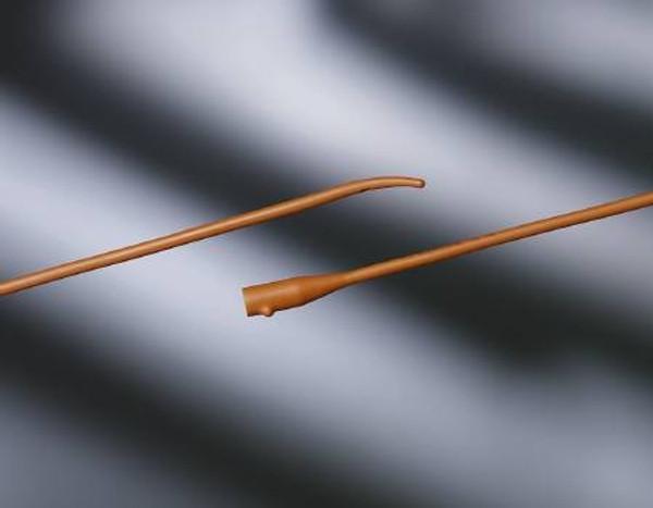 tiemann intermittent urethral catheter, 16fr