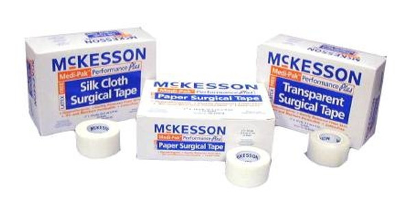Medi-Pak Performance Plus Non Sterile Paper Surgical Tape 1 in x 10 yds