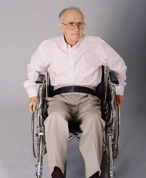 Wheelchair Safety Econo-Belt - 50 Inch