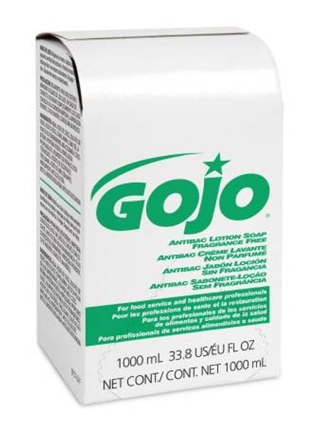Micrell Antimicrobial Soap Liquid, Bag-in-Box - 800 mL