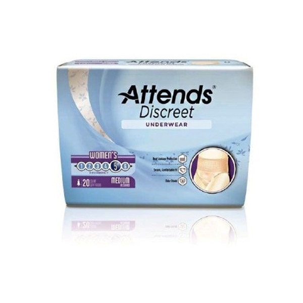 Adult Absorbent Underwear Attends Discreet Pull On Disposable Moderate Absorbency