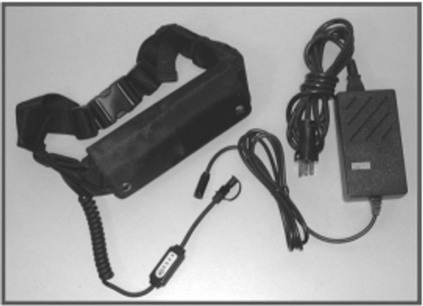 AirSep AirBelt Battery with Power Supply