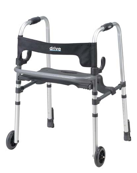 Drive Clever-Lite LS Walker with Seat