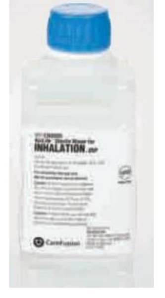 sterile water for inhalation