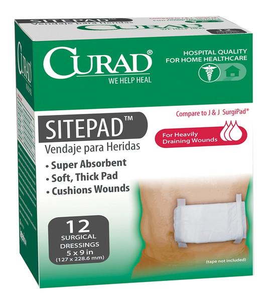 CURAD Site Pad