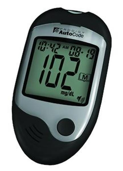 prodigy autocode blood glucose monitoring system