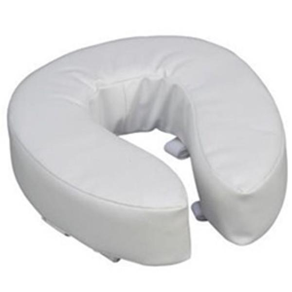 "Padded Commode Cushion 4"""