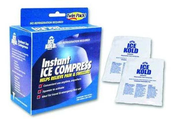 Ice Kold Instant Ice Compress