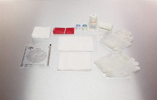 Wound Care Trays