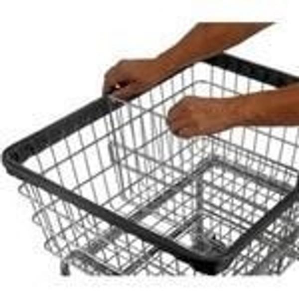 Adjustable & Removable Divider for E Basket