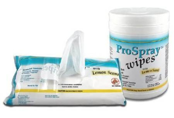 Surface Disinfectant/Cleaner Towelette, ProSpray