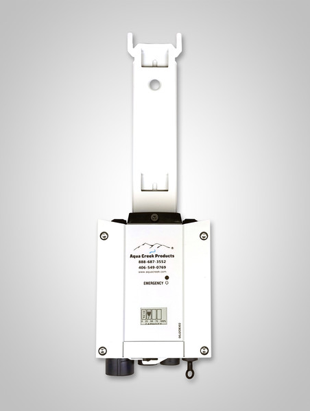 1 Port Control Box (Linak brand) Pro, Patriot & PEZ Series w/Mounting Bracket
