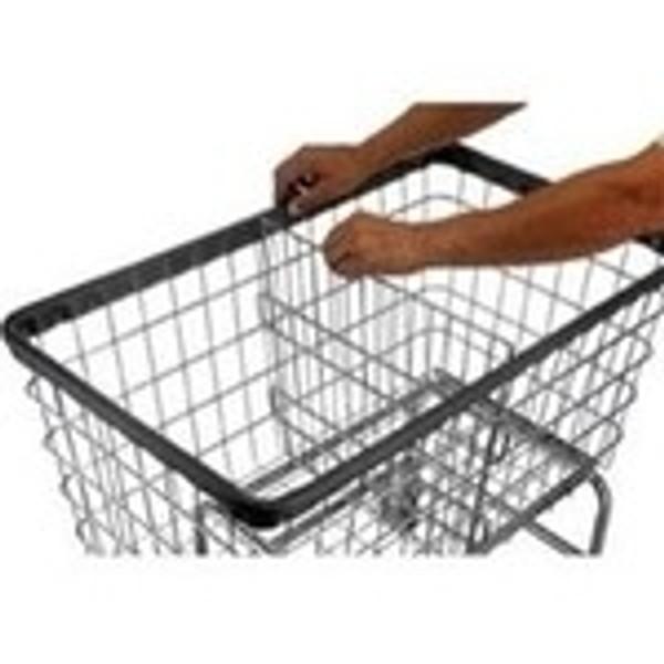 Adjustable & Removable Divider for F Basket