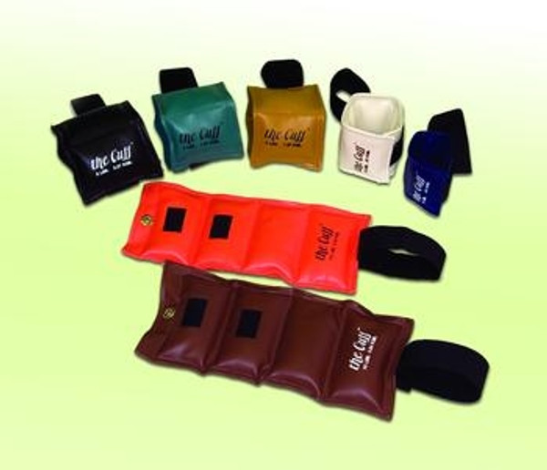 the cuff wrist/ankle weights