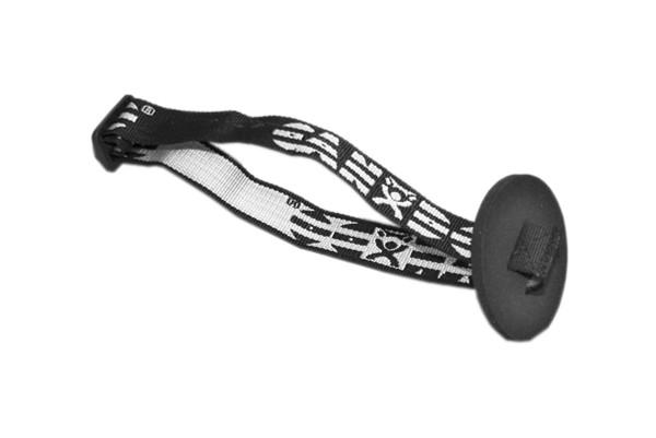 cando exercise band accessory premium door jamb disc anchor strap