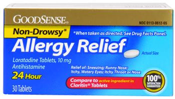 Allergy Relief Loratidine
