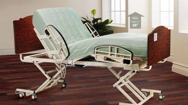 Alterra 1232 High-Low Full Electric Bed Package FCE1232QO