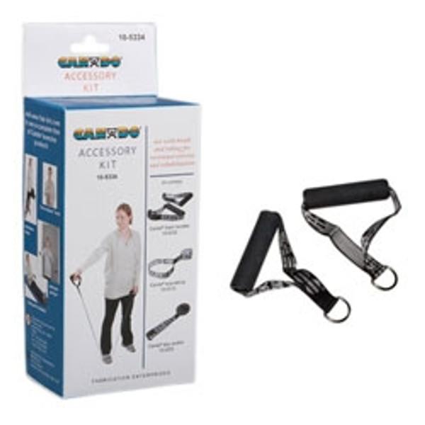 CanDo Exercise Band Accessory Kit 10-5334