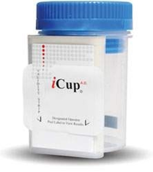 Alere Toxicology iCup Drugs of Abuse Test 1