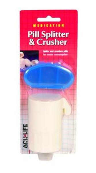 ACU-LIFE Splitter Crush Pillbox