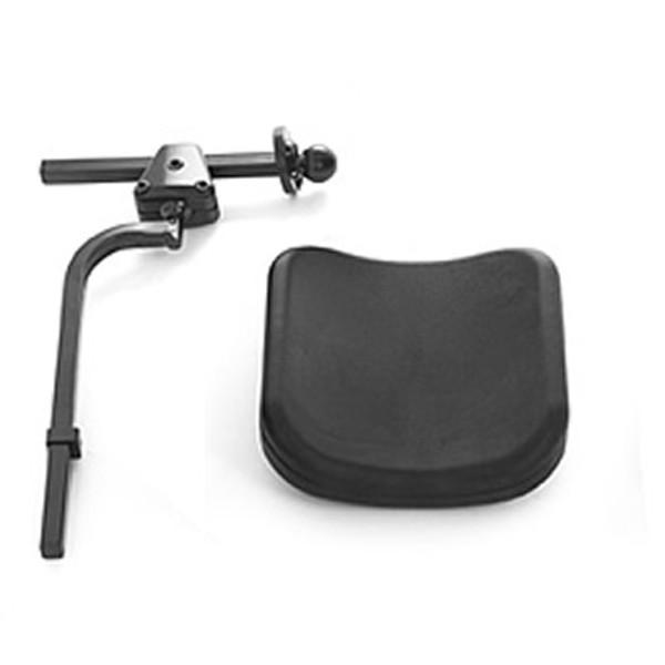 Curved Adjustable Headrest