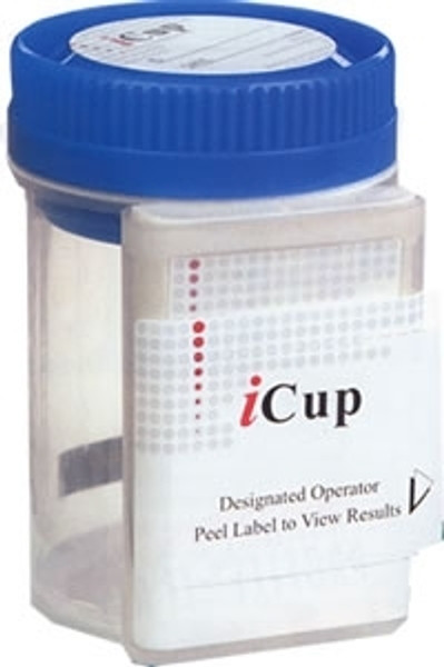 Alere Toxicology iCup Drugs of Abuse Test 5