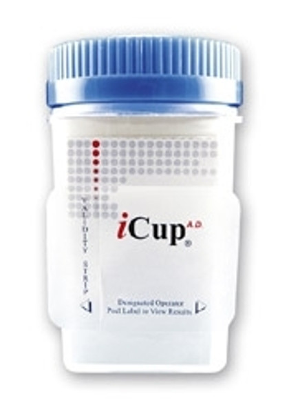 Alere Toxicology iCup Drugs of Abuse Test