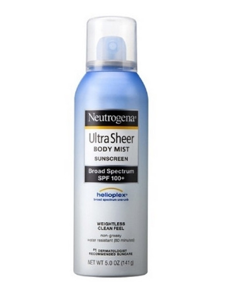 Sunblock Neutrogena Ultra Sheer  Can Spray