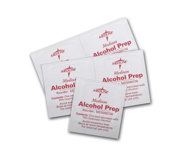 Alcohol Prep Pads