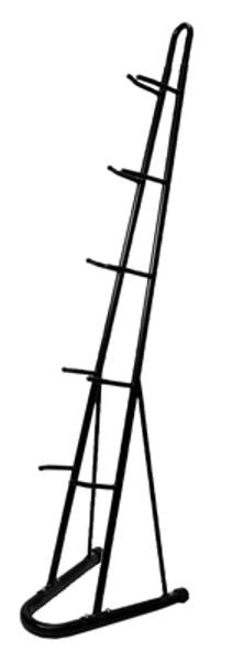 5-Ball Vertical Plyometric Ball Rack