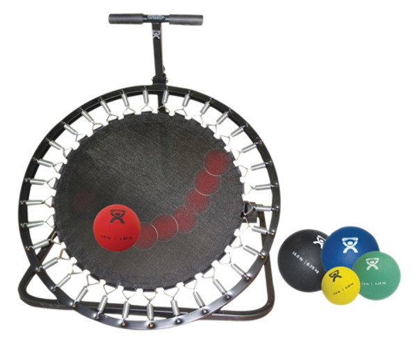 adjustable ball rebounder