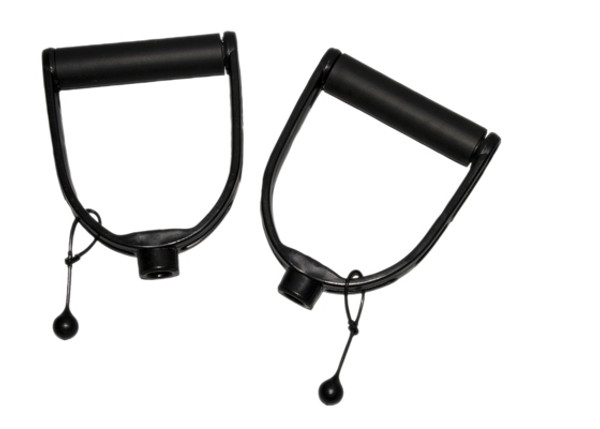 cando exercise band accessory holdrite padded handles