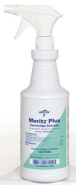 Meritz Plus Disinfectant/Decontaminant - 32 oz