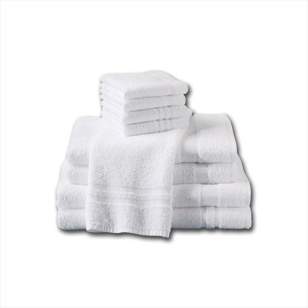 Cotton Cloud Bath Towels