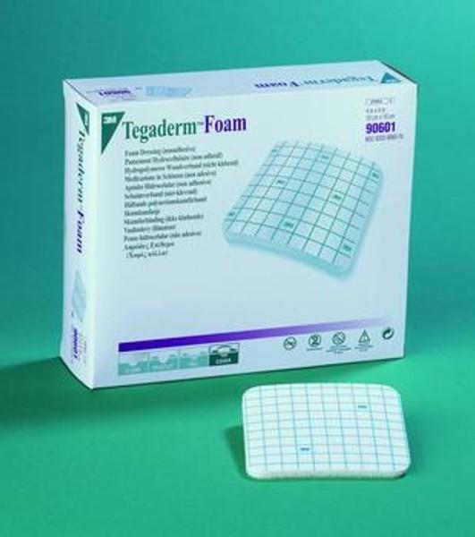 3m tegaderm foam dressing (non-adherent)