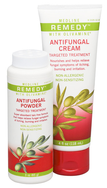 Remedy Antifungal Cream and Powder