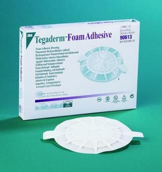3M Tegaderm High Performance Foam Adhesive Dressing 5.5 X 6 In