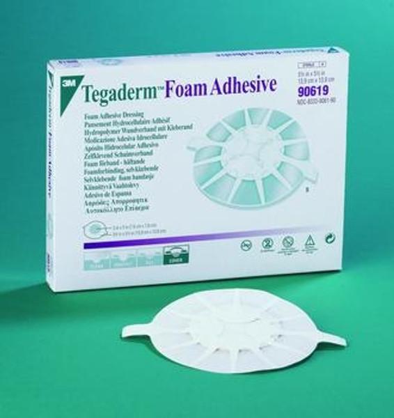 3m tegaderm foam adhesive dressing