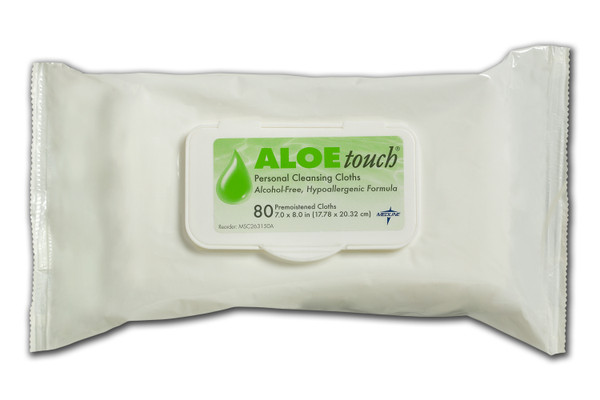 Aloetouch Wipes - Baby Wipes