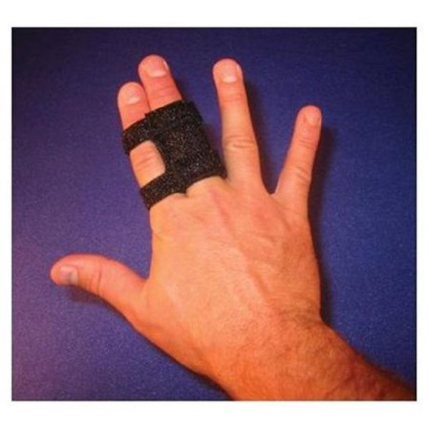Finger Splint DigiWrap Neoprene Black