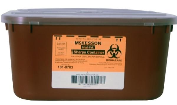Multi-purpose Sharps Container Medi-Pak