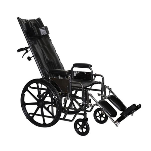 "ProBasics Full Reclining Wheelchair 16"" x 17"" - PB1816"